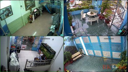 Lắp đặt camera không dây tại Hà Nội
