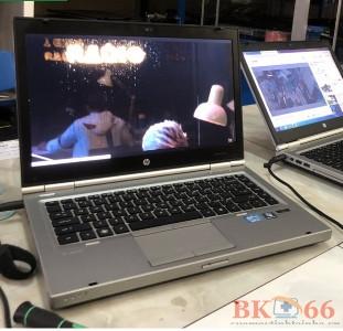 mặt trước laptop cũ HP Elitebook 8460p