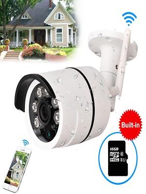 Camera wifi chính hãng giá rẻ nhất tại hà nội